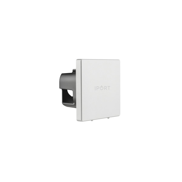 IPORT ウォールマウントタイプ充電台 【対応機種: LUXE Case】 LUXE WallStation Silver 【製品番号: 71004】