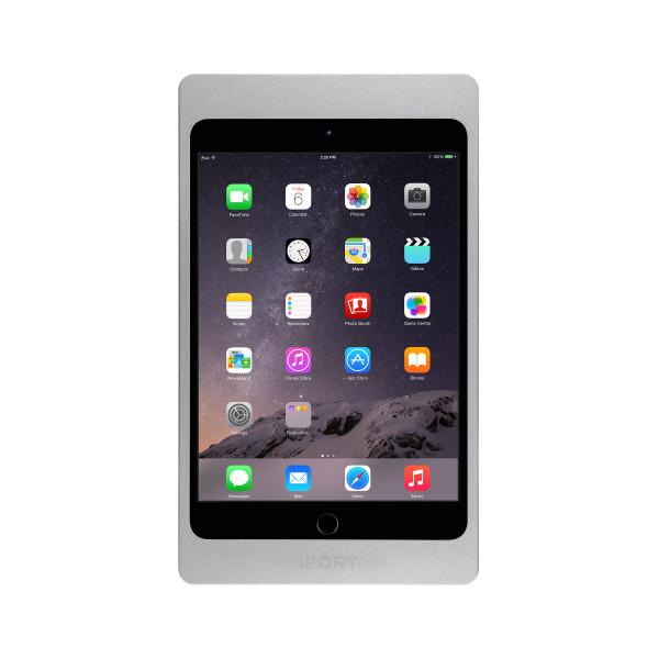 IPORT 充電セキュリティケース 【対応機種: iPad mini 4、iPad mini(第5世代)】 LUXE Case mini 4 | 5 Silver 【製品番号: 71010】