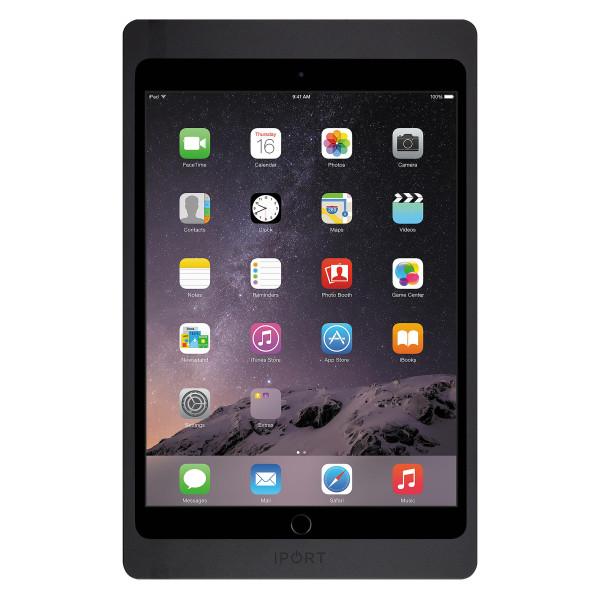 IPORT 充電セキュリティケース 【対応機種: iPad(第7世代)10.2インチ、iPad Air(第3世代)10.5インチ、iPad Pro 10.5インチ】 LUXE Case 10.2 | 10.5 Black (製品番号: 71015)