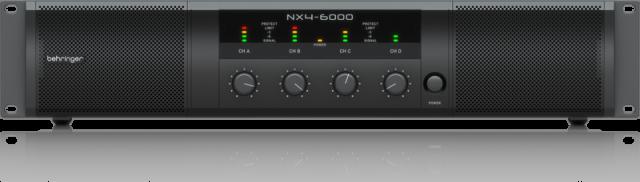 ベリンガー Behringer NX4-6000