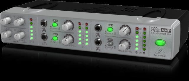 ベリンガー Behringer AMP800 MINIAMP