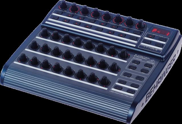 ベリンガー Behringer BCR2000 B-CONTROL ROTARY