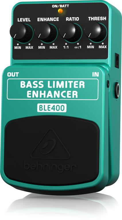【アウトレット品】 ベリンガー Behringer BLE400 BASS LIMITER ENHANCER ※デモ処分