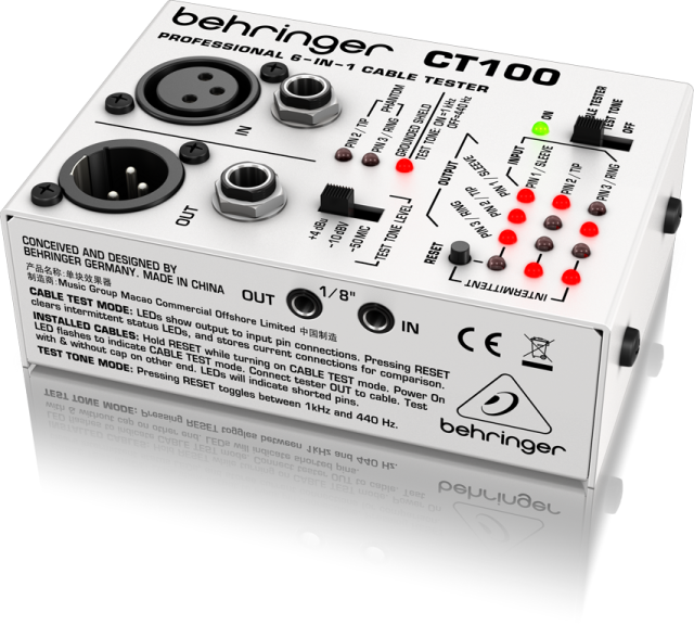 ベリンガー Behringer CT100