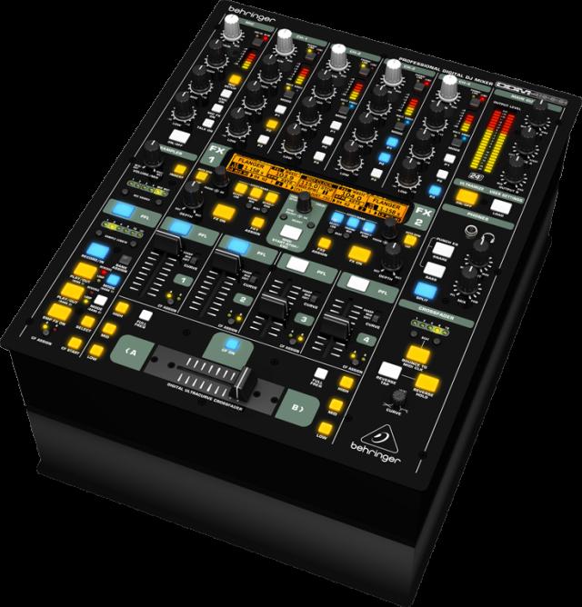ベリンガー Behringer DDM4000 DIGITAL PRO MIXER