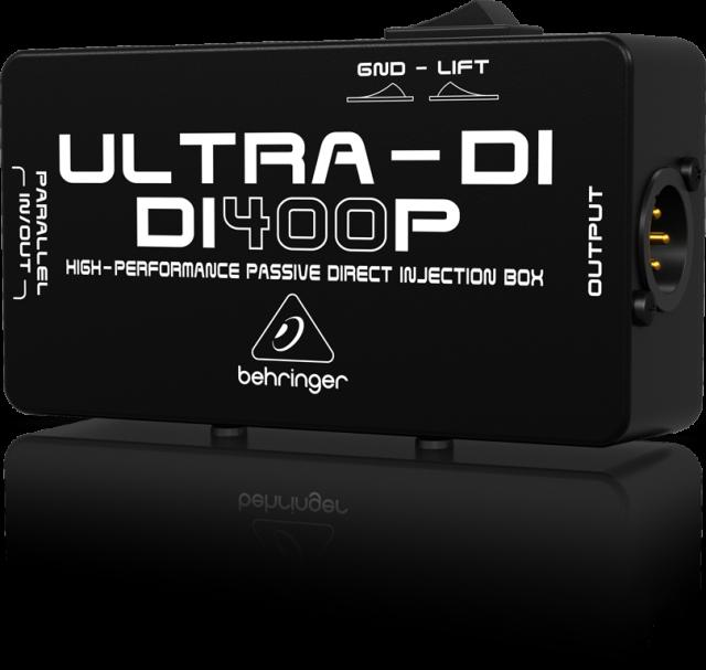 ベリンガー Behringer DI400P ULTRA-DI