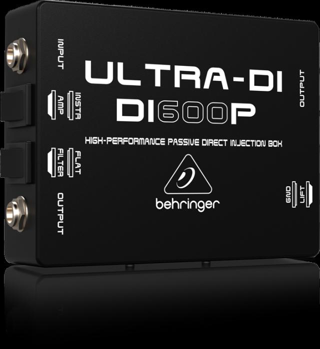 ベリンガー Behringer DI600P ULTRA-DI