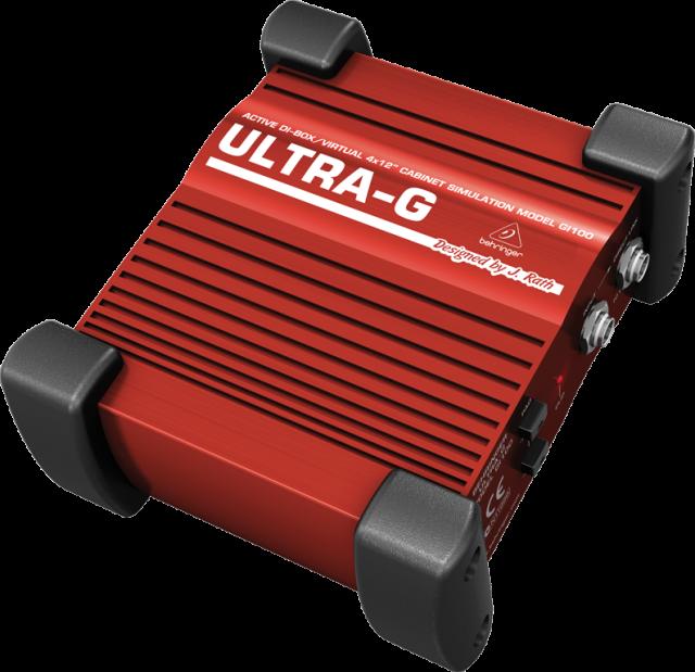 ベリンガー Behringer GI100 ULTRA-G