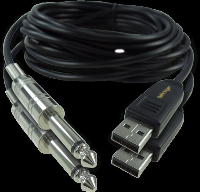 ベリンガー Behringer GUITAR 2 USB