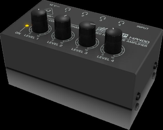 ベリンガー Behringer HA400 MICROAMP
