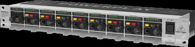 ベリンガー Behringer HA8000 V2 POWERPLAY