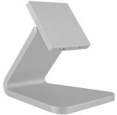 iPort テーブルトップタイプ非接触充電台 (対応機種: LuxePort Case) LuxePort BaseStation Silver (製品番号: 71001)
