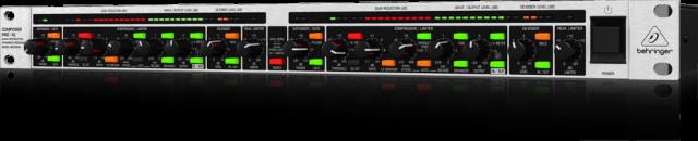 ベリンガー Behringer MDX2600 V2 COMPOSER PRO-XL