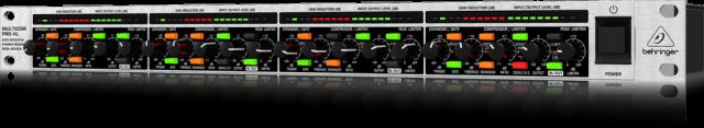 ベリンガー Behringer MDX4600 V2 MULTICOM PRO-XL