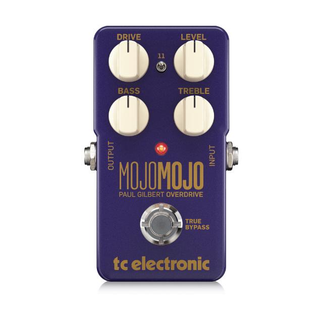 TC Electronic MOJOMOJO PAUL GILBERT EDITION
