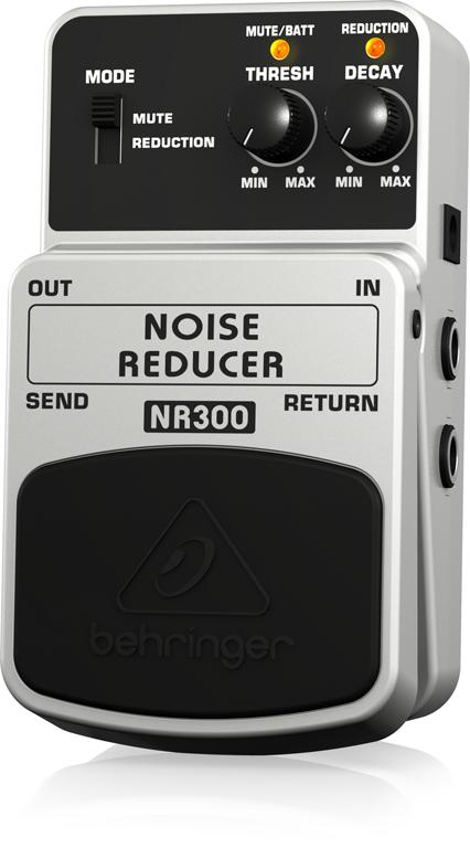 【アウトレット品】 ベリンガー Behringer NR300 NOISE REDUCER ※デモ処分