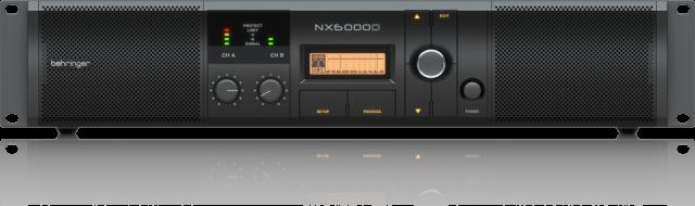 ベリンガー Behringer NX6000D