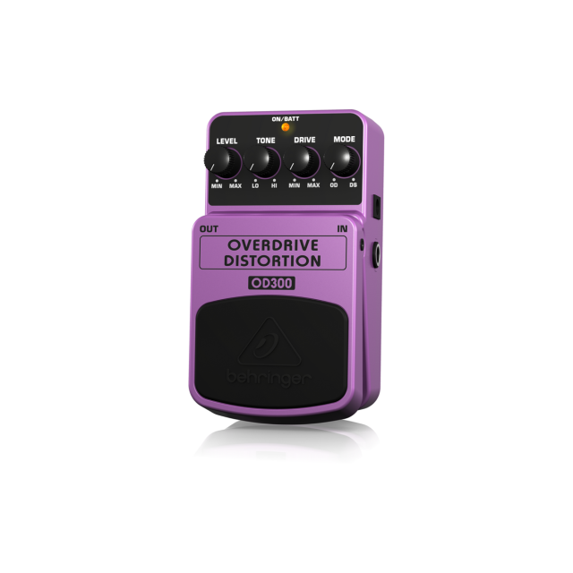 ベリンガー Behringer OD300 OVERDRIVE/DISTORTION