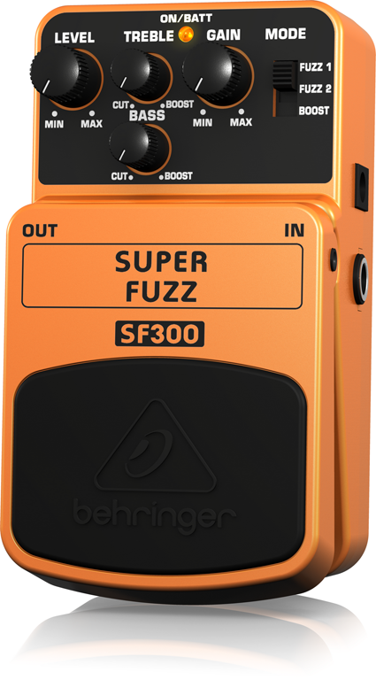 ベリンガー Behringer SF300 SUPER FUZZ