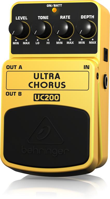 【アウトレット品】 ベリンガー Behringer UC200 ULTRA CHORUS ※デモ処分