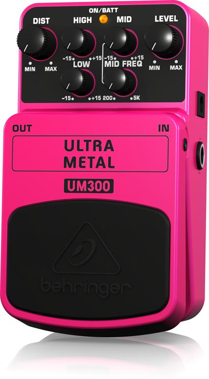 ベリンガー Behringer UM300 ULTRA METAL