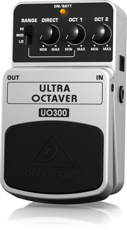 【アウトレット品】 ベリンガー Behringer UO300 ULTRA OCTAVER ※デモ処分