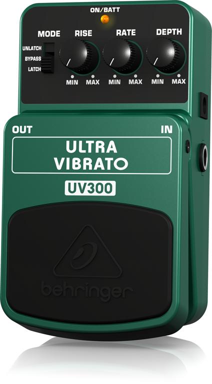 【アウトレット品】 ベリンガー Behringer UV300 ULTRA VIBRATO ※デモ処分