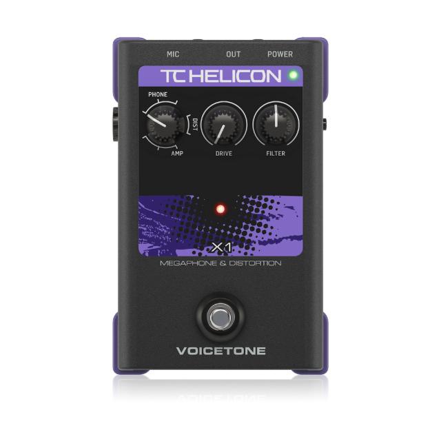 TC Helicon VOICETONE X1