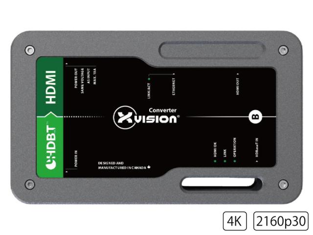 Theatrixx HDMI HDBT延長器(RX) XVVHDBT2HDMIT1(HDBaseT RX)