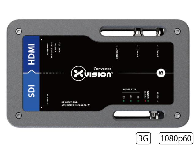 Theatrixx SDI to HDMIコンバーター XVVSDI2HDMIT1(SDI to HDMI)