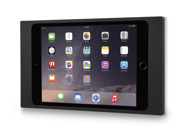 "IPORT サーフェイスマウントベゼル (対応機種: iPad 10.2"" / iPad Air 10.5"") SURFACE MOUNT 10.2"" / 10.5"" Black (製品番号: 70796)"