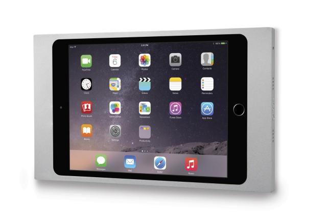 "IPORT サーフェイスマウントベゼル (対応機種: iPad 10.2"" / iPad Air 10.5"") SURFACE MOUNT 10.2"" / 10.5"" Silver (製品番号: 70797)"