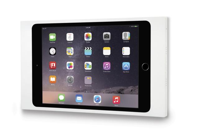 "IPORT サーフェイスマウントベゼル (対応機種: iPad 10.2"" / iPad Air 10.5"") SURFACE MOUNT 10.2"" / 10.5"" White (製品番号: 70798)"