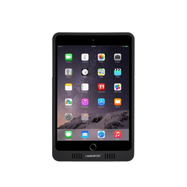 iPort 非接触充電プロテクトケース (対応機種: iPad mini、iPad mini 2、iPad mini 3、iPad mini 4) LaunchPort AM.2 Sleeve Black (製品番号: 70304)