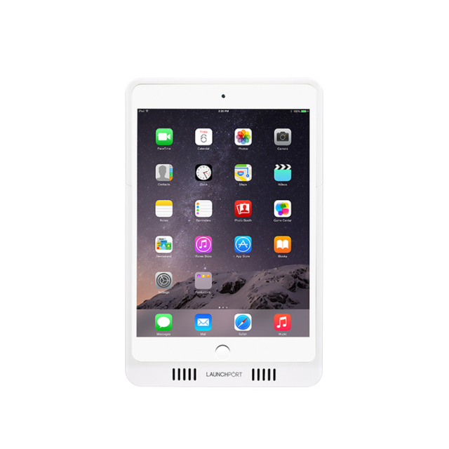 iPort 非接触充電プロテクトケース (対応機種: iPad mini、iPad mini 2、iPad mini 3、iPad mini 4) LaunchPort AM.2 Sleeve White (製品番号: 70305)