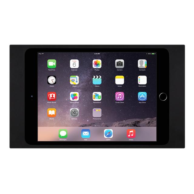 "iPort サーフェイスマウントベゼル + スプリッター + インジェクター (対応機種: iPad Air、Air 2、Pro 9.7""、iPad 第5世代、第6世代) Surface Mount Pro 9.7""  Black (製品番号: 70728)"