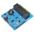 PGMRLY4 USBプログラマブルリレー4ch Arduino Duemilanove互換プログラム