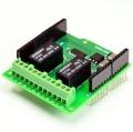 Arduino用 リレーシールド 2ch