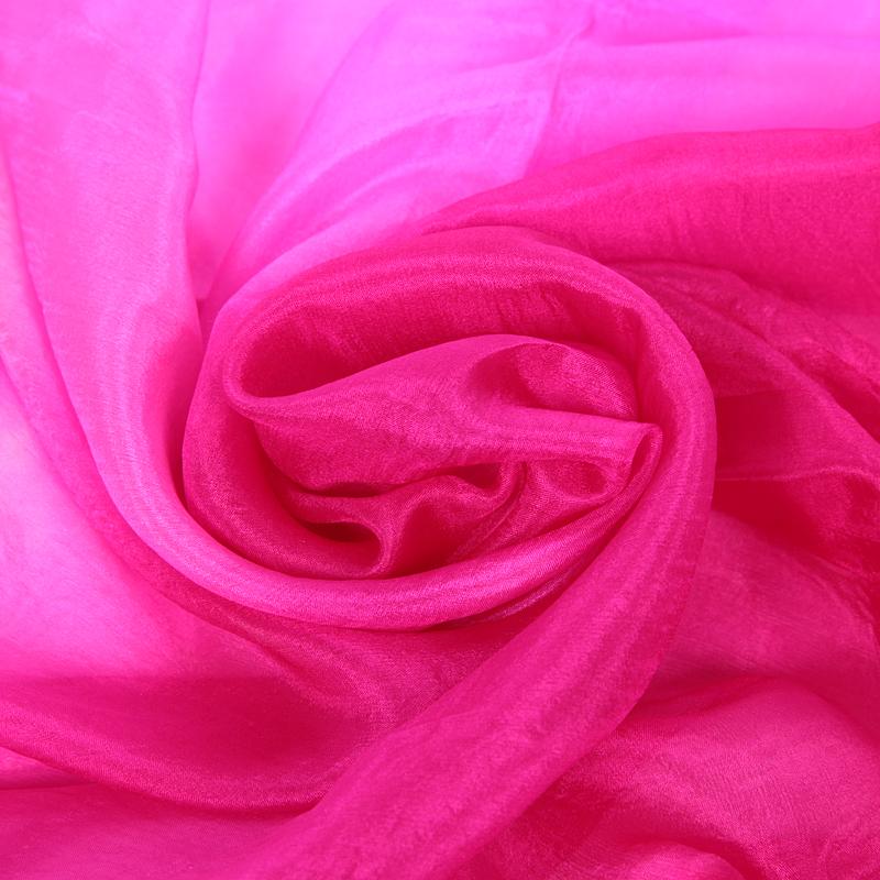 高級シルクベールR10-1サイズ236cm*110cm(ブラウン、ローズ、ピンク)【ネコポス便送料無料】