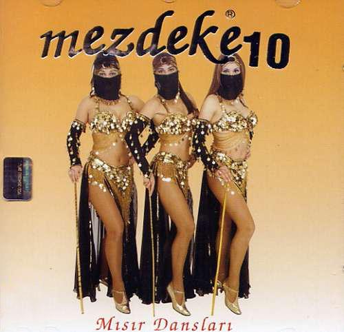 ベリーダンス音楽CD Mezdeke10/Mısır Dansları【ネコポス便送料無料】