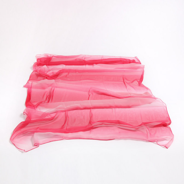 ベリーダンス☆シフォンベール250*120cmグラデーションB5-3_1(ピンク)【ネコポス便送料無料】