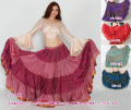 【返品不可アソート品】25ヤードスカートD25Hサリーレース(5 colors)