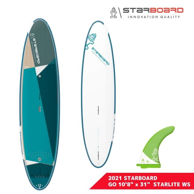 """【STARBOARD スターボード】 2021 SUP GO STAR LITE WS 10'8"""" x 31"""" サップ ゴー スターライト"""