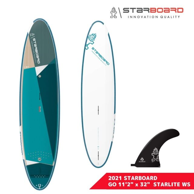 """【STARBOARD スターボード】 2021 SUP GO STARLITE WS 11'2"""" x 32"""" サップ ゴー スターライト"""