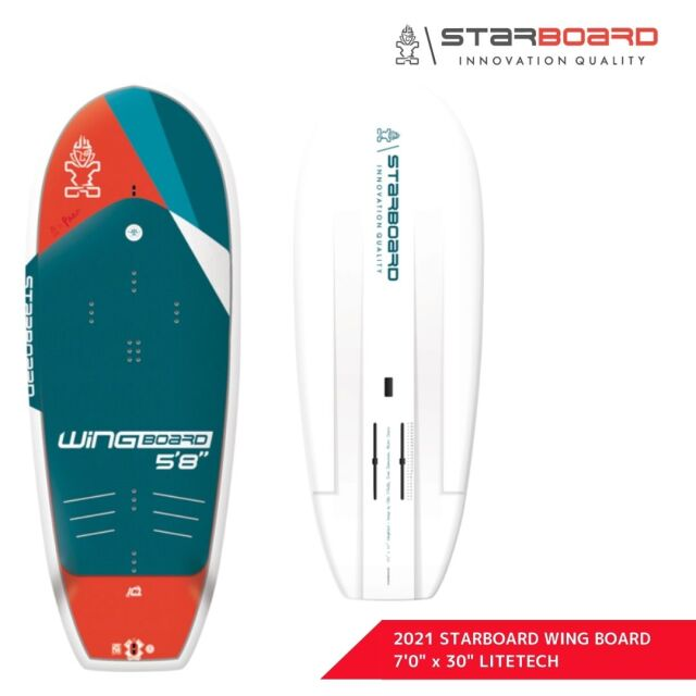 """【STARBOARD スターボード】 2021 SUP WING BOARD LITETECH 7'0"""" x 30"""" ウィングボード ライトテック"""