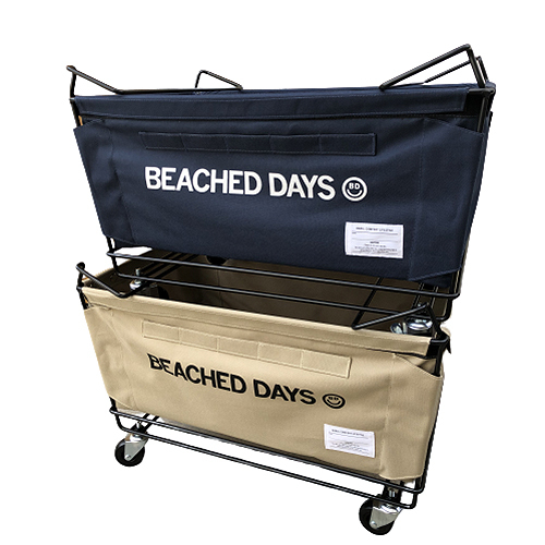 BEACHED DAYS HOLDING STACKING BOX CASTER スタッキングキャスター