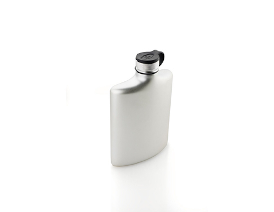 【GSI outdoor ジーエスアイ】GLACIER STAINLESS®8 FL. OZ. HIP FLASK