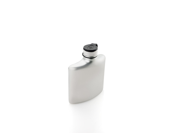 【GSI outdoor ジーエスアイ】GLACIER STAINLESS®6 FL. OZ. HIP FLASK