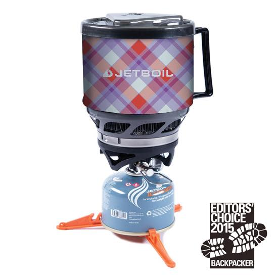 【JETBOIL】 ジェットボイル JETBOILMiniMo YPP
