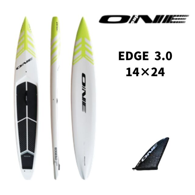 【ONE ワン】 予約受付中 ONE SUP EDGE3.0 14ft 24inch ELITE CARBON